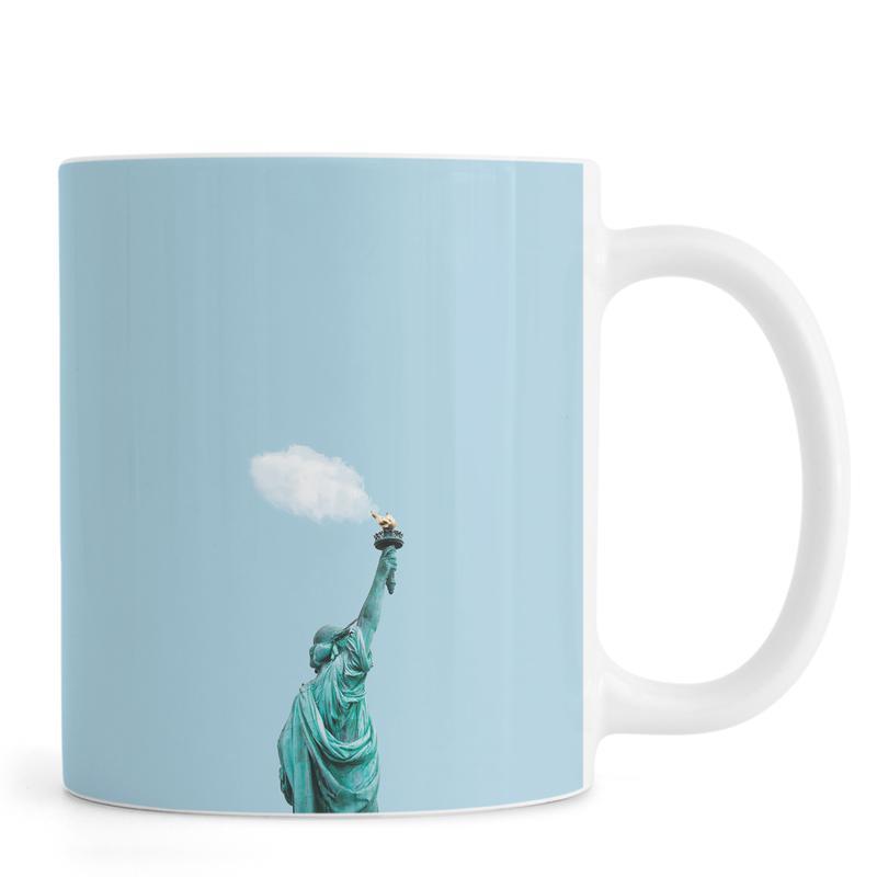 Cloud of Liberty -Tasse