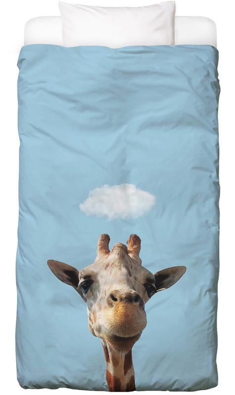 Lustig, Giraffen, Hello Bettwäsche
