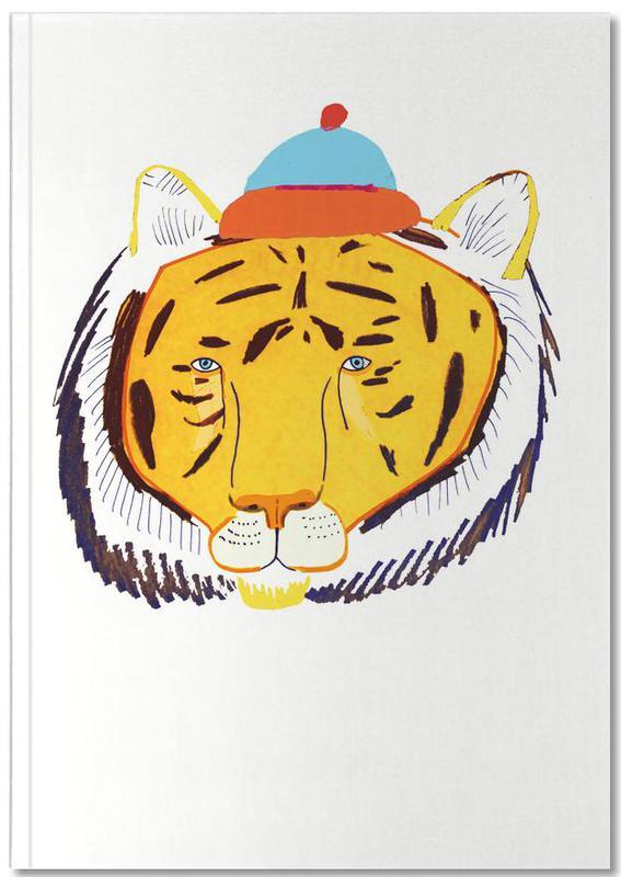 Kunst voor kinderen, Tiger Notebook