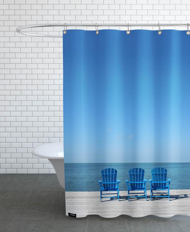 Ocean View -Duschvorhang