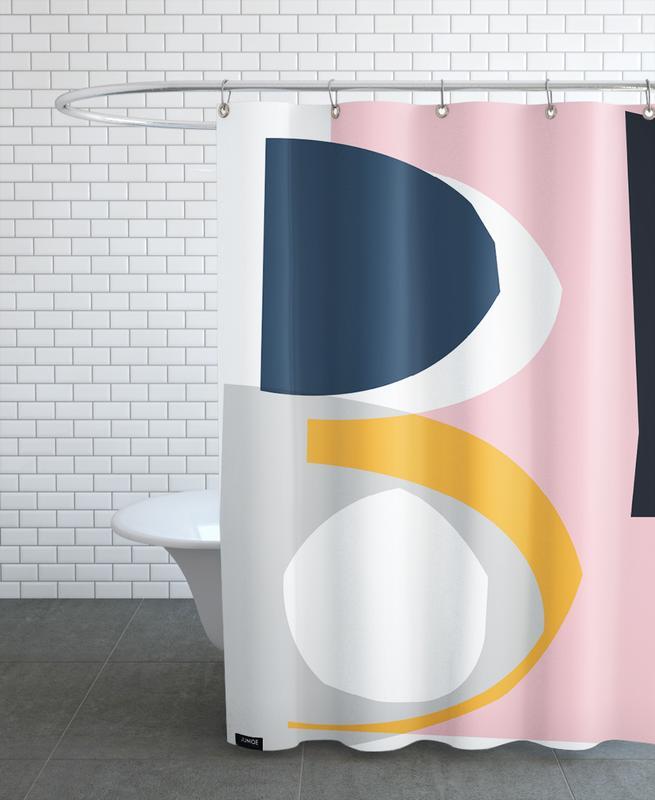 Form 1 -Duschvorhang