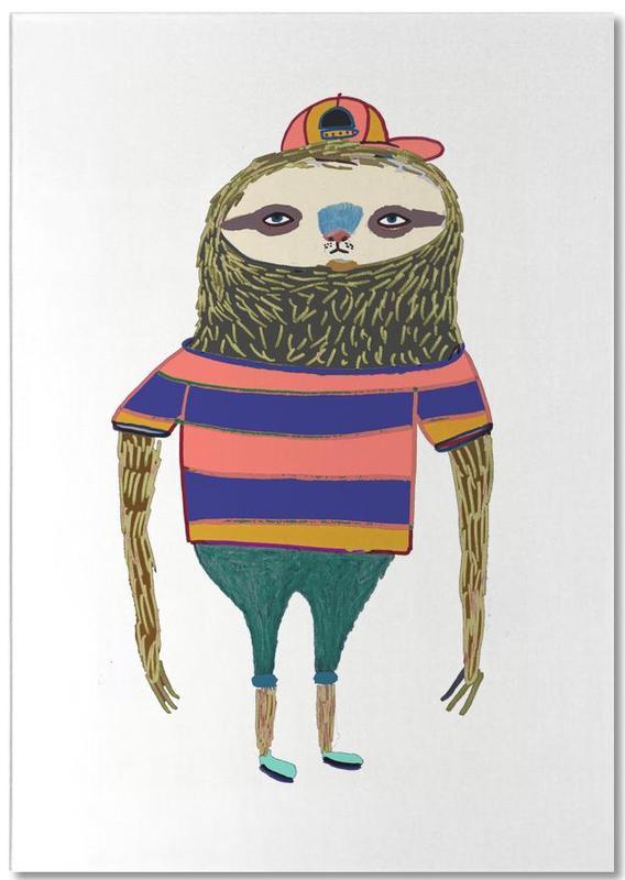 Sloth Life -Notizblock