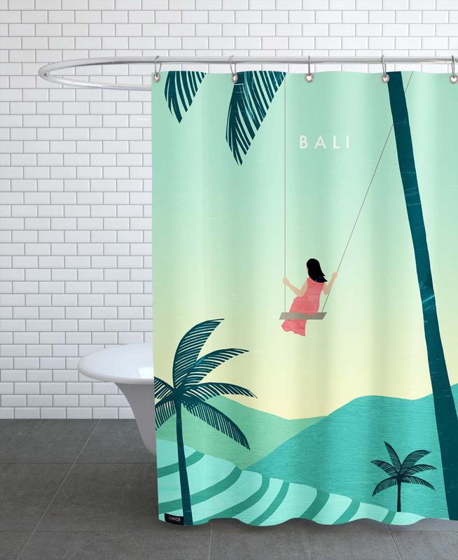 Bali -Duschvorhang