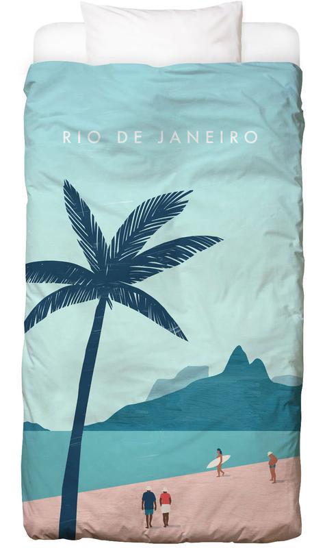 Rio De Janeiro Bettwäsche