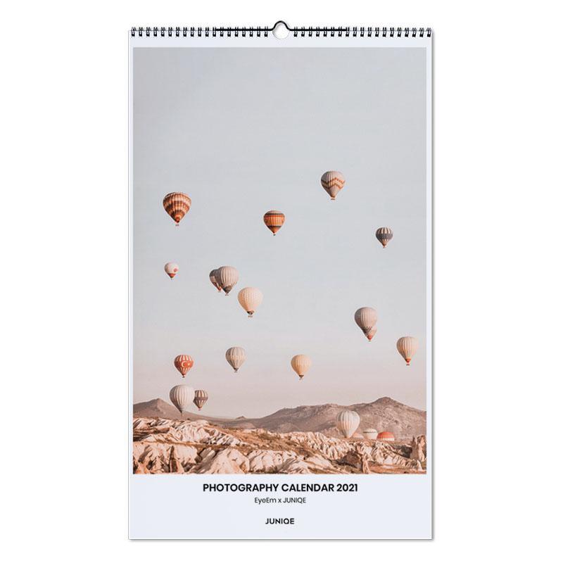 Reise, Photography Calendar 2021- EyeEm x JUNIQE -Wandkalender