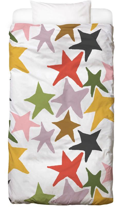 Stars -Kinderbettwäsche