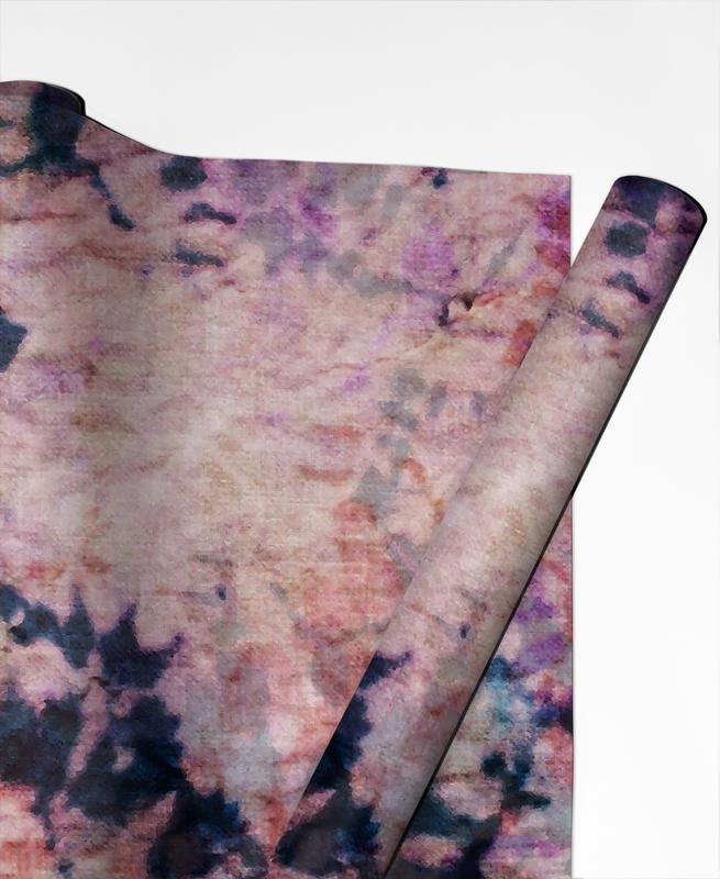 Textile Study Rosé -Geschenkpapier