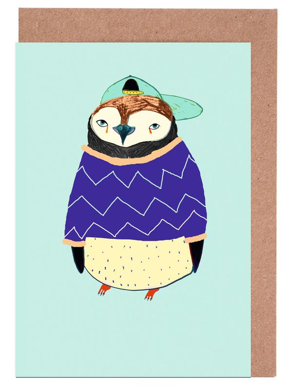 Pengy Greeting Card Set