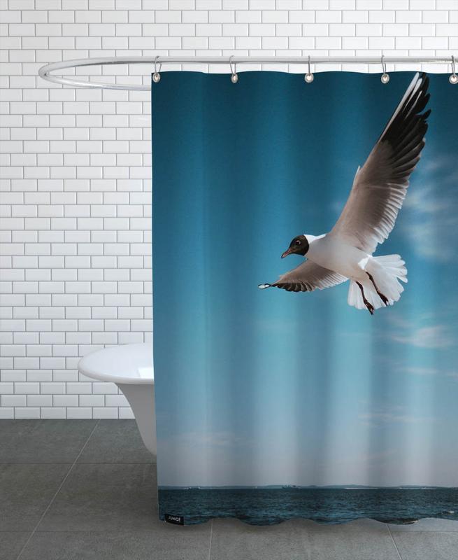 Seagulls IX Shower Curtain