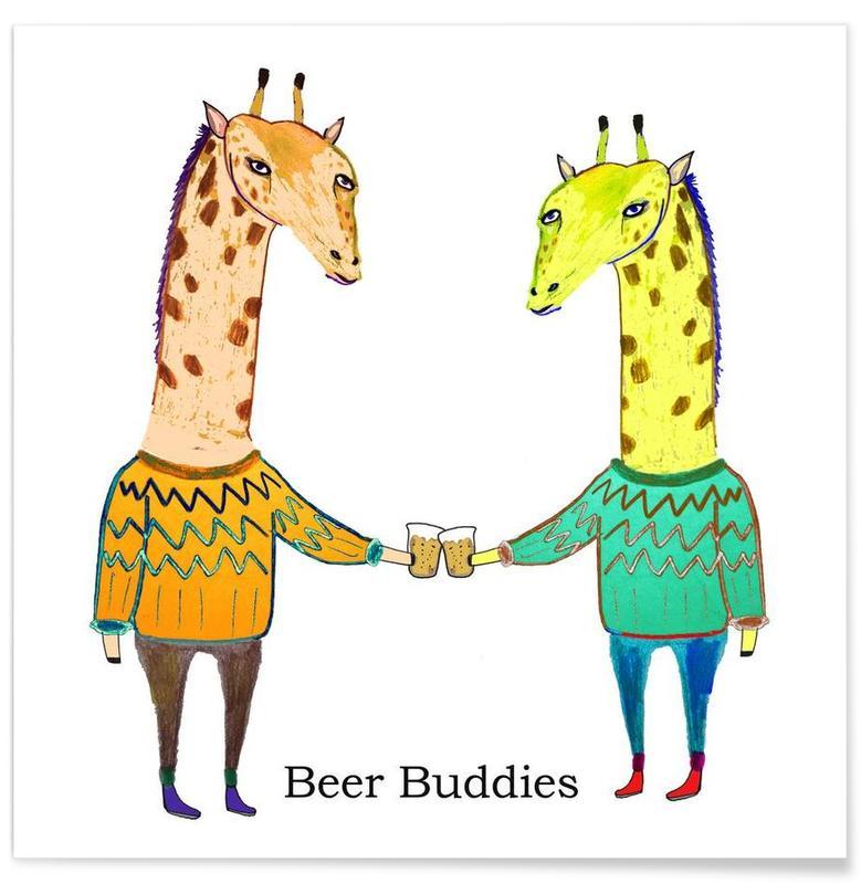 Bier, Beer Buddies poster
