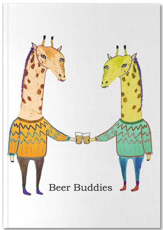 Beer Buddies Notebook