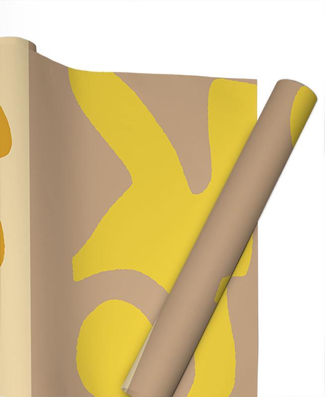 , Golden Hair -Geschenkpapier