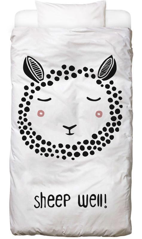 Sheep Well! Kids' Bedding
