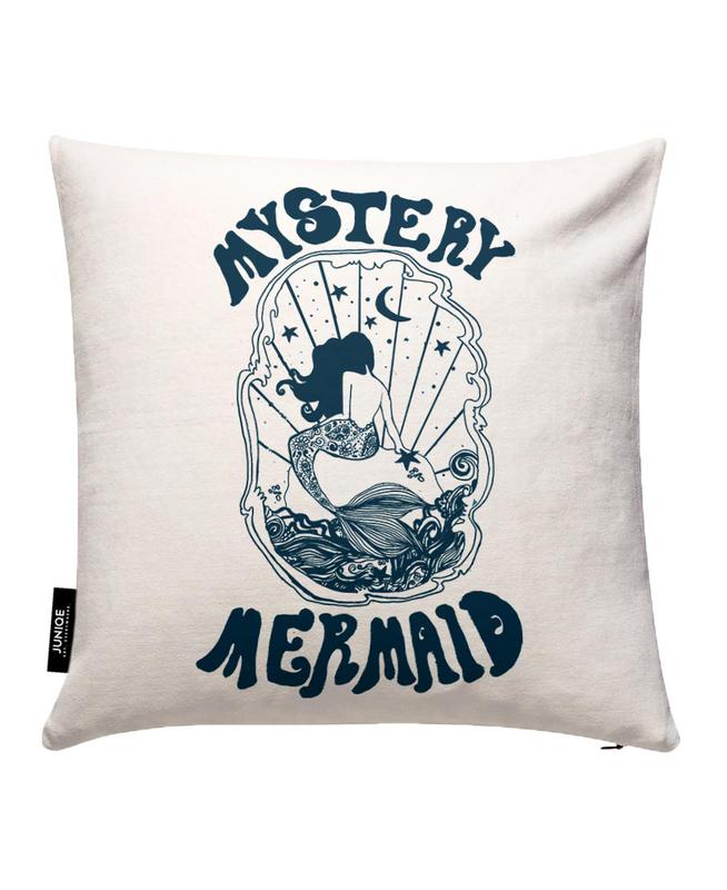 Mystery Mermaid Cushion Cover