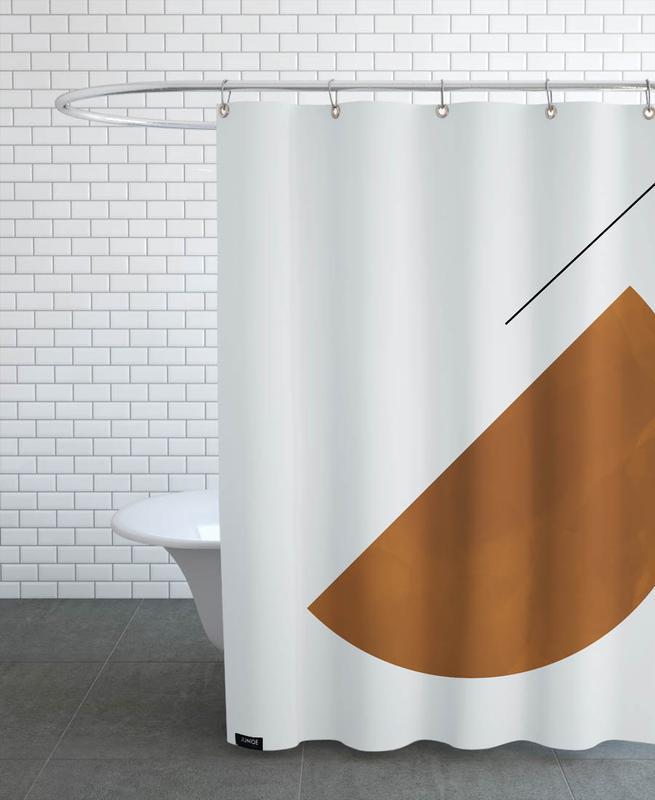 Half Cookie -Duschvorhang