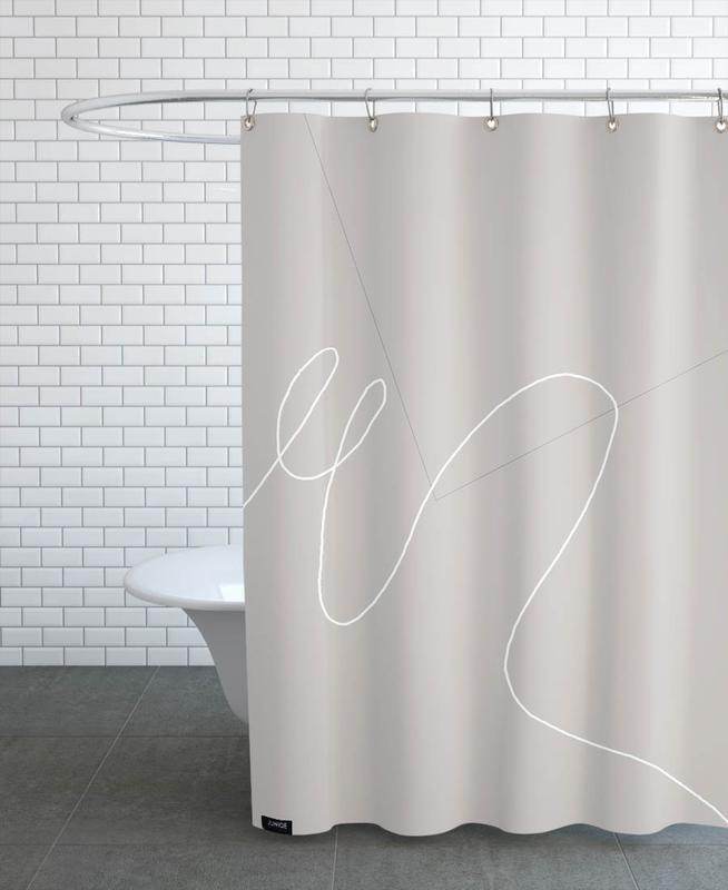 MA Shower Curtain