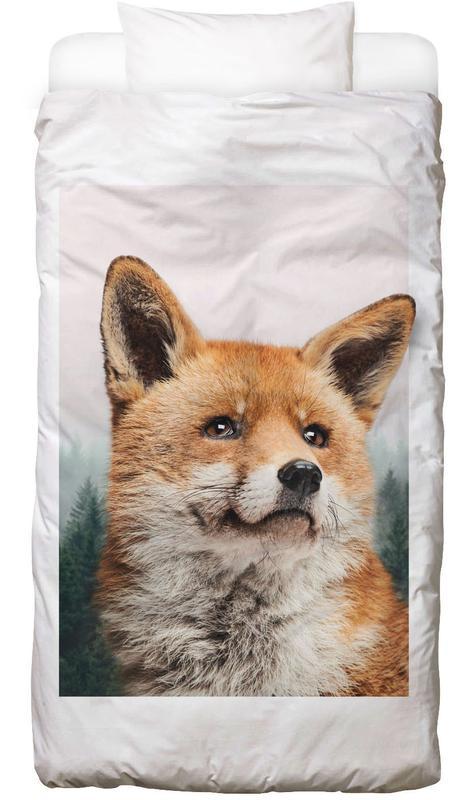 FOX -Kinderbettwäsche