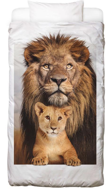 LION FAMILY Kids' Bedding