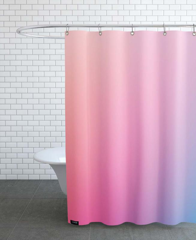 , Sun #7 Shower Curtain