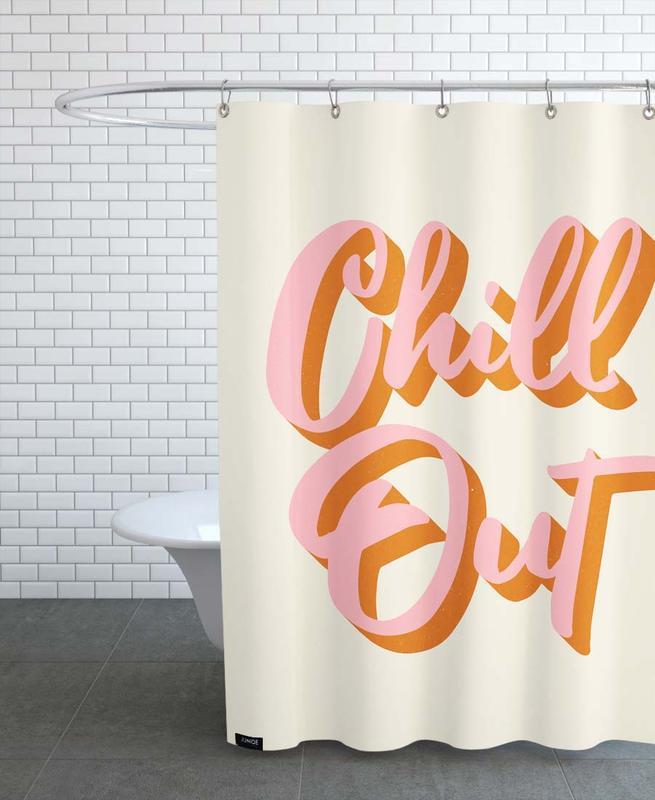 Motivation, Chill Out -Duschvorhang