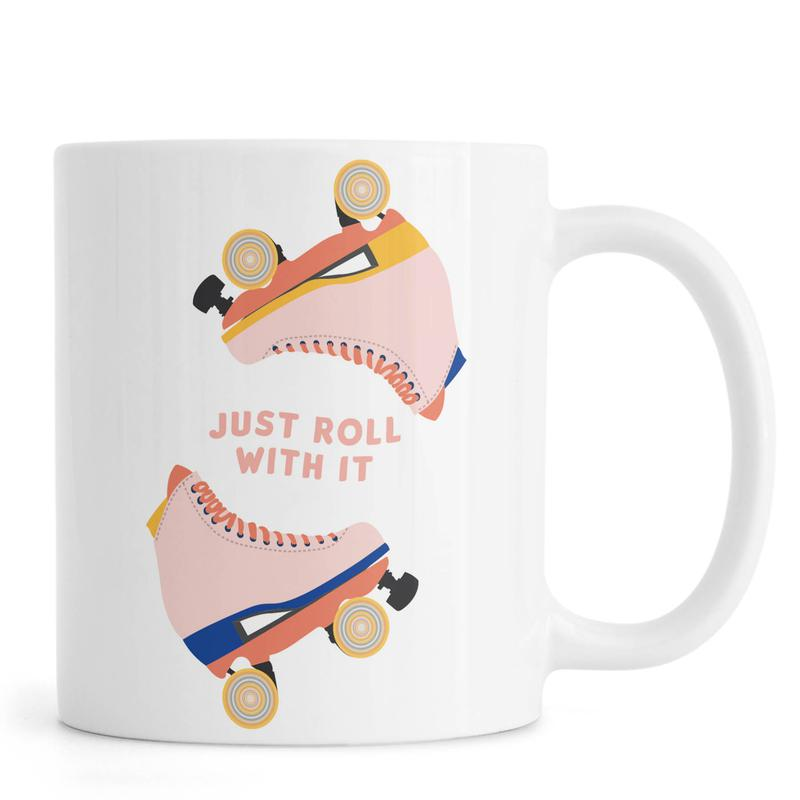 Roller Skates Mug
