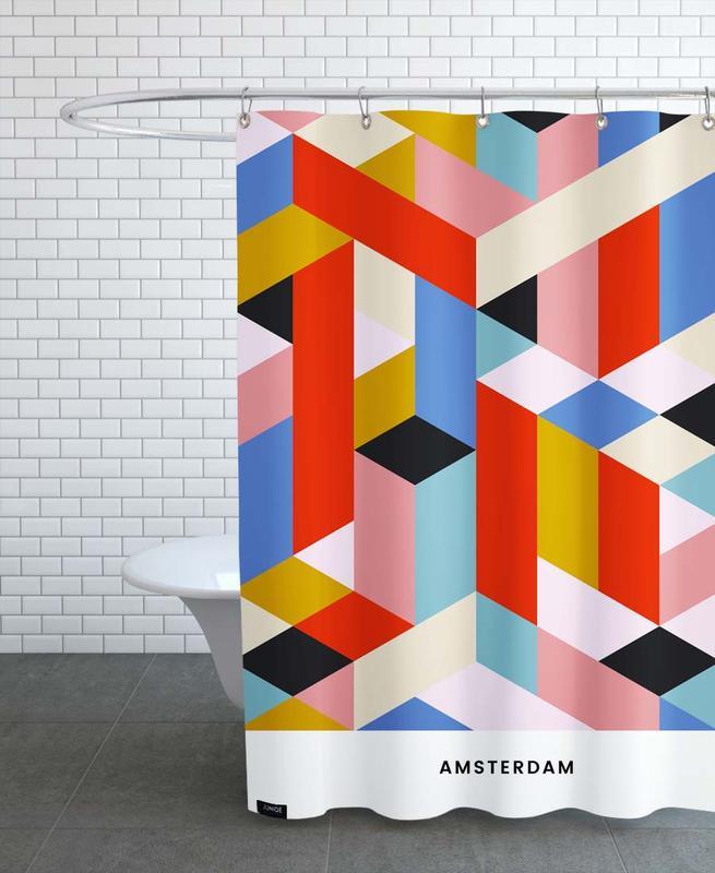 Amsterdam, Amsterdam rideau de douche
