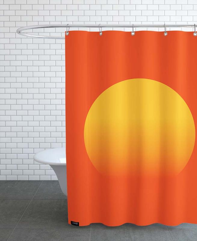 Morning #4 Shower Curtain