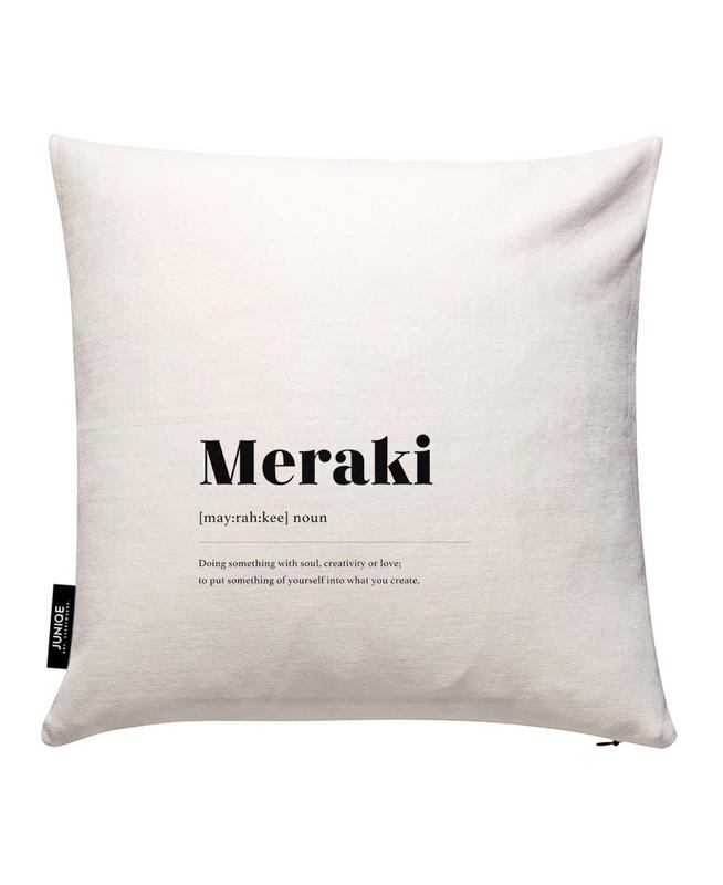Meraki Cushion Cover