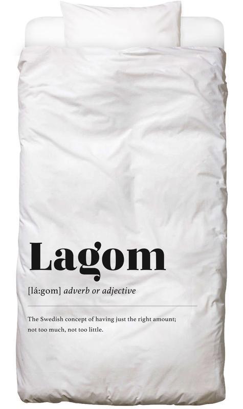 Lagom Bed Linen