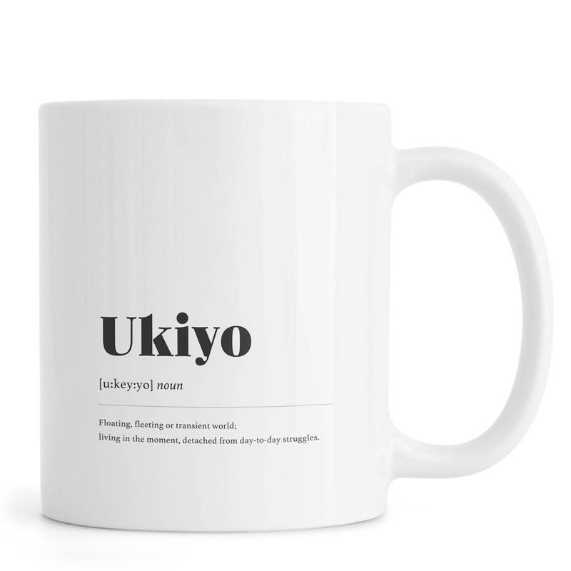 Ukiyo mug