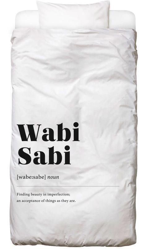 Wabi-Sabi Bettwäsche