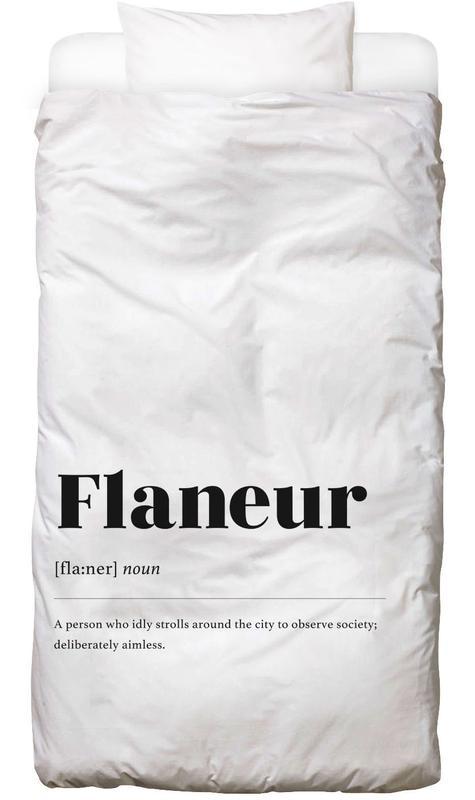 Flaneur Bettwäsche