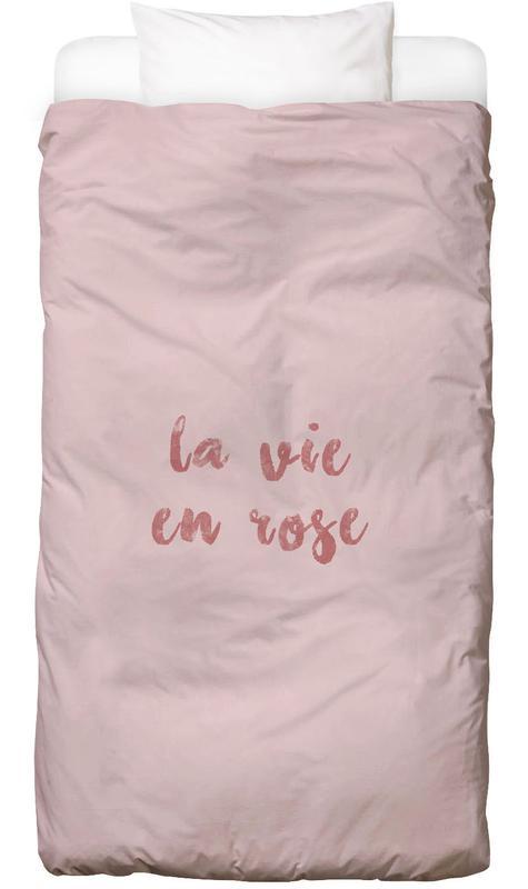 La Vie En Rose Linge de lit