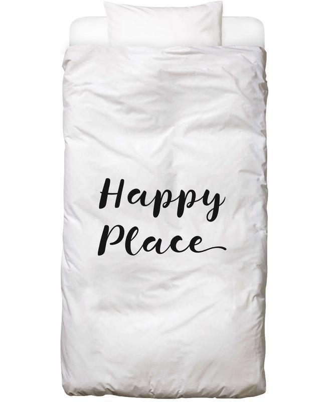 Happy -Kinderbettwäsche