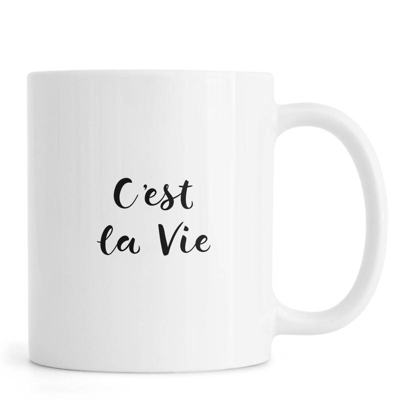 C'est la Vie -Tasse