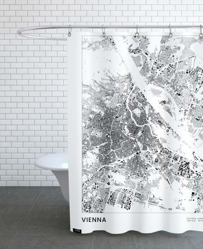 Vienna -Duschvorhang