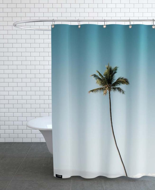 Palmen, Tall Palm -Duschvorhang