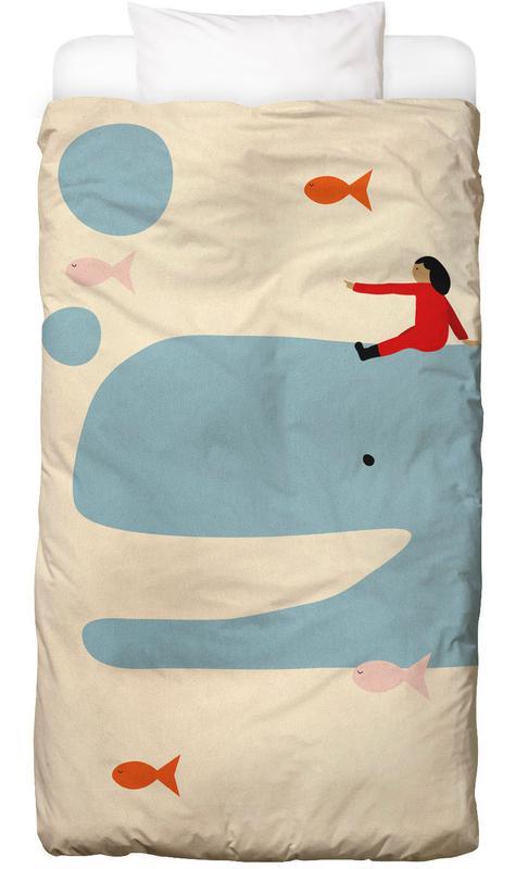 Nursery & Art for Kids, Whales, An Ocean Adventure Kids' Bedding