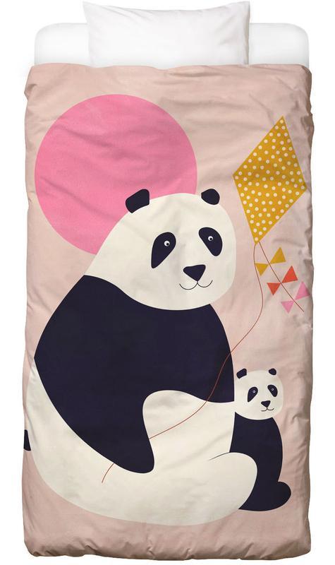 Panda Bears Bettwäsche