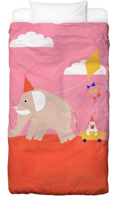 Flying Kites -Kinderbettwäsche