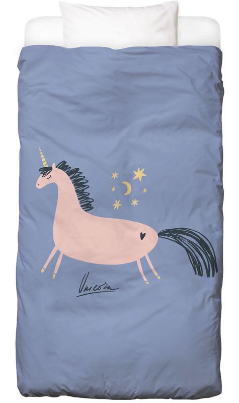Unicorn Magic -Kinderbettwäsche