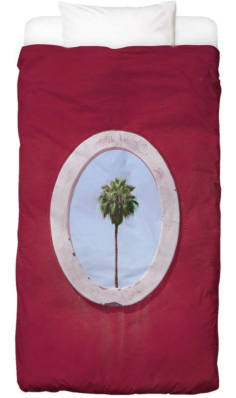 Palmbomen, Palm Tree Portrait Dekbedovertrekset