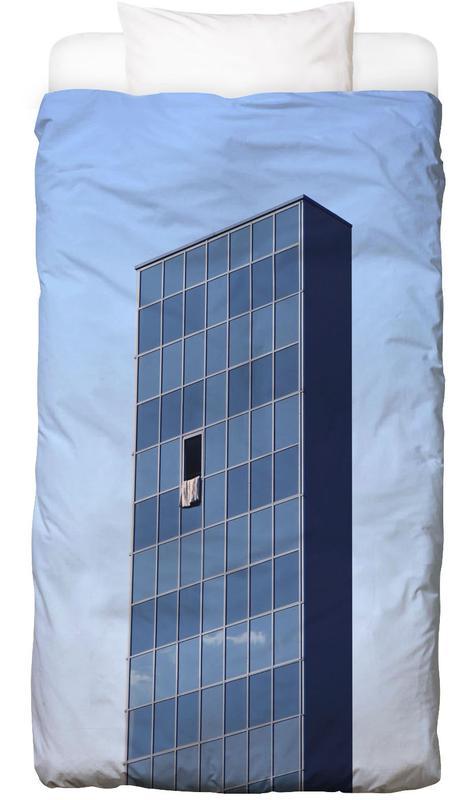 Wolkenkratzer & Hochhäuser, Tongue Out Bettwäsche