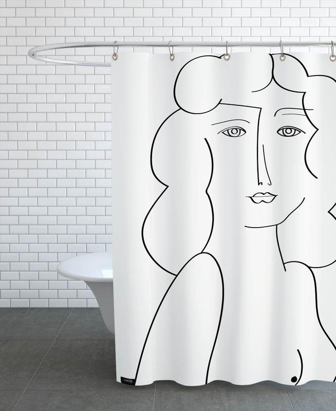Classic -Duschvorhang