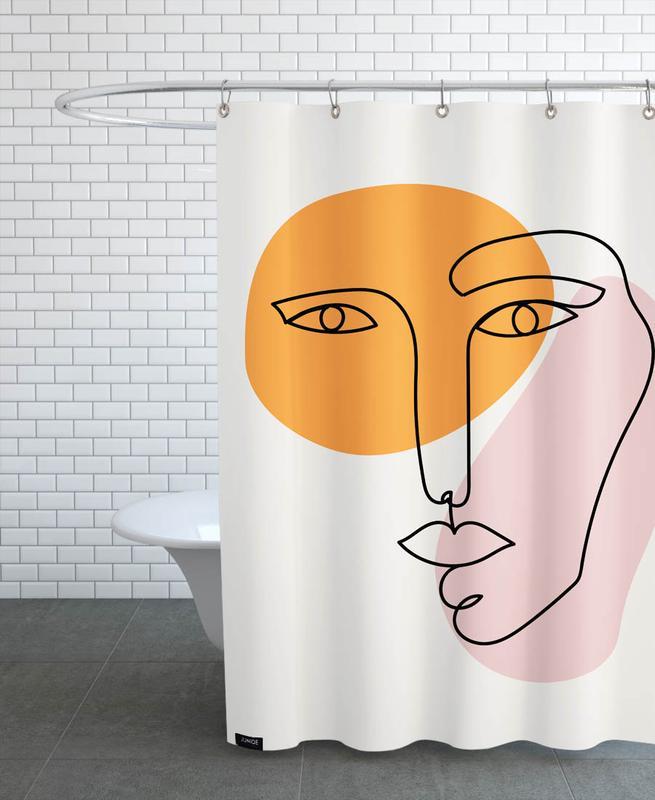 Porträts, Envisage -Duschvorhang