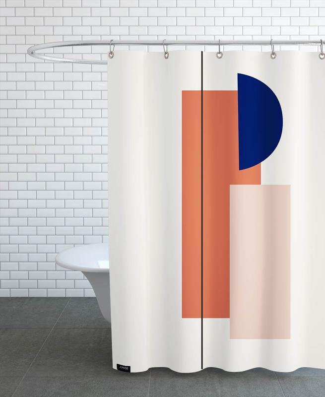 , Column -Duschvorhang