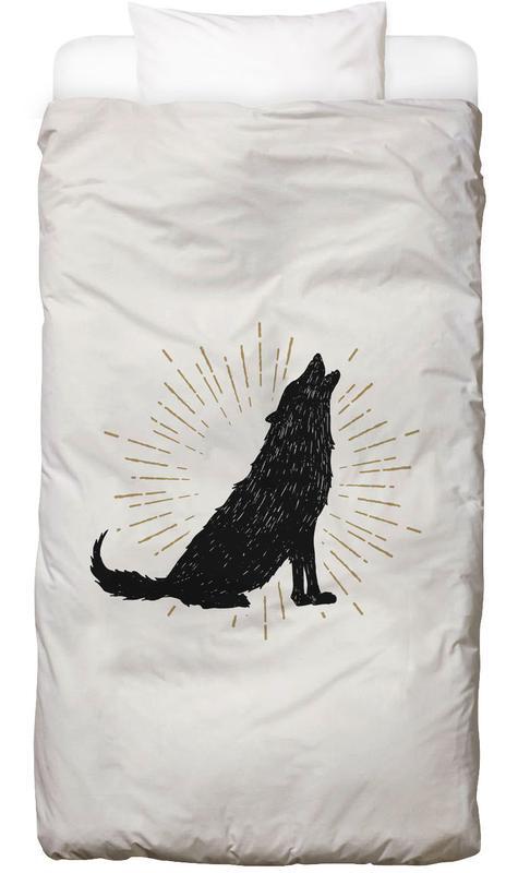 Wölfe, Wolf Bettwäsche