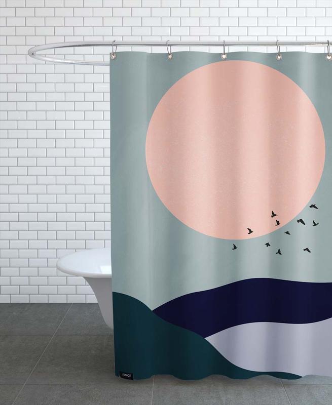 Tidal -Duschvorhang