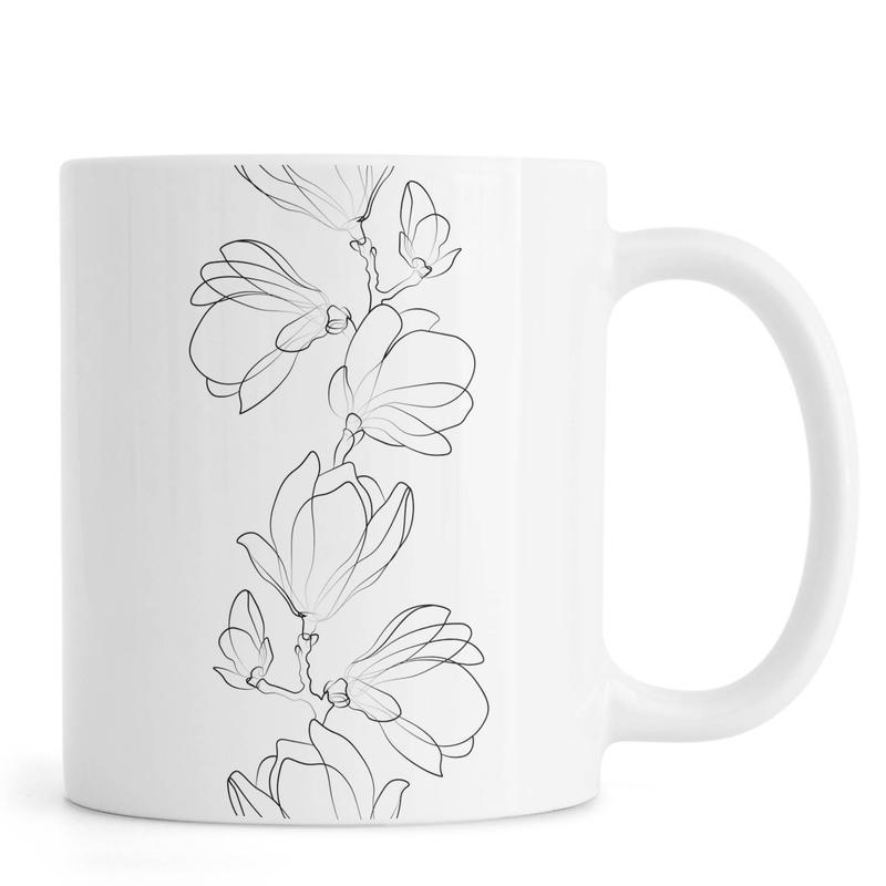 Botanic -Tasse