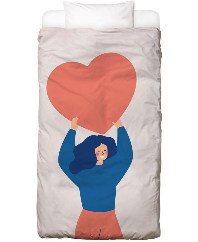Carry Love -Kinderbettwäsche
